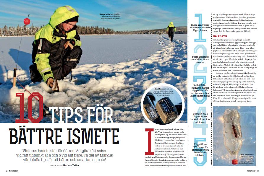 10 tips för bättre ismete