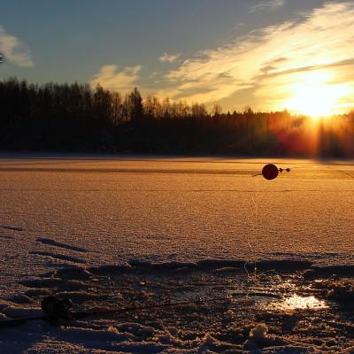 Ismete i soluppgången