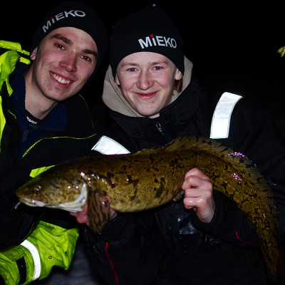 Rasmus med 3-kilos lake