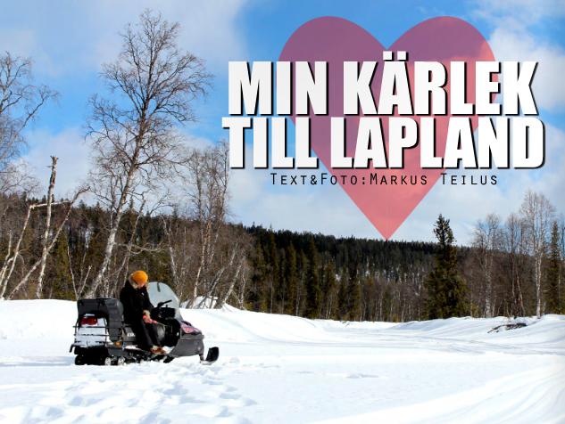 Min kärlek till Lappland
