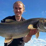 Magiskt kanadarödingfiske
