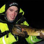 Lakfiske i vintervärmen